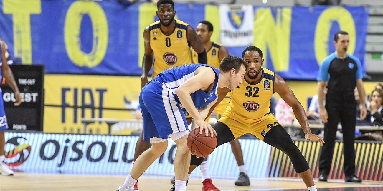 Brady Thomas Heslip - Fraport Skyliners Frankfurt (photo Fiat Turin) - EB18