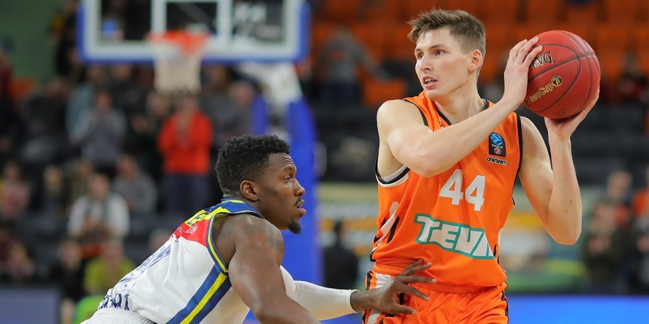 David Kraemer - ratiopharm Ulm (photo Ulm - Florian Achberger) - EC18