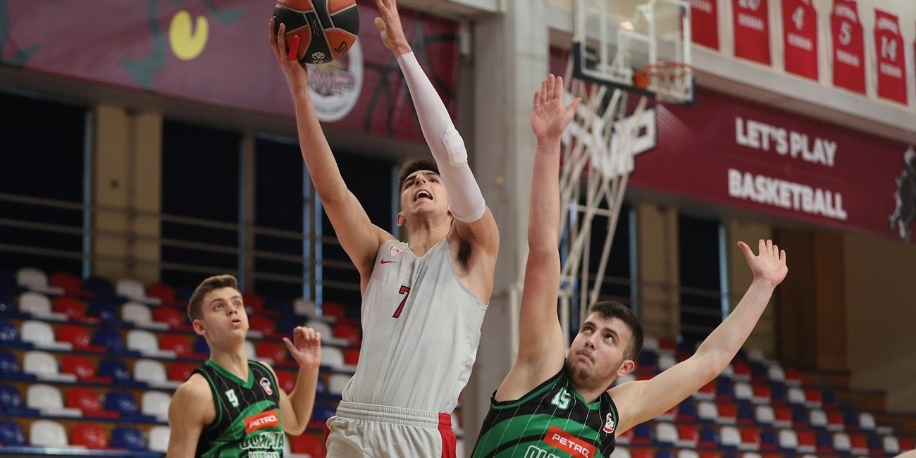 Andreas Tsoumanis - U18 Olympiacos Piraeus - ANGT Belgrade 2019 (photo Dragoslav Zarkovic) - JT18