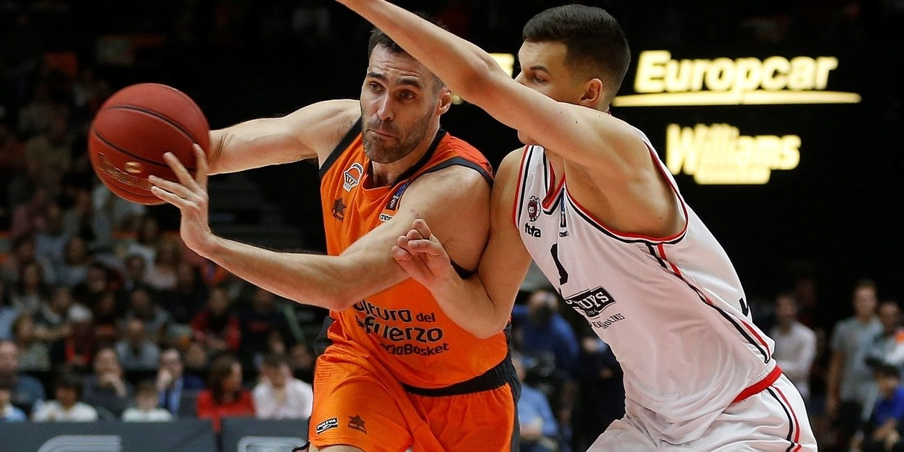 Fernando San Emeterio - Valencia Basket (photo Miguel Angel Polo - Valencia) - EC18
