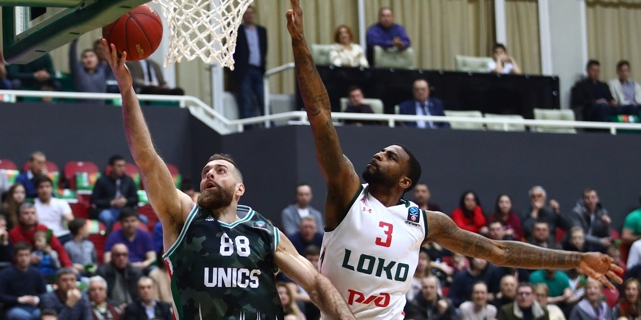 Kostas Kaimakoglou - UNICS Kazan (photo UNICS) - EC18