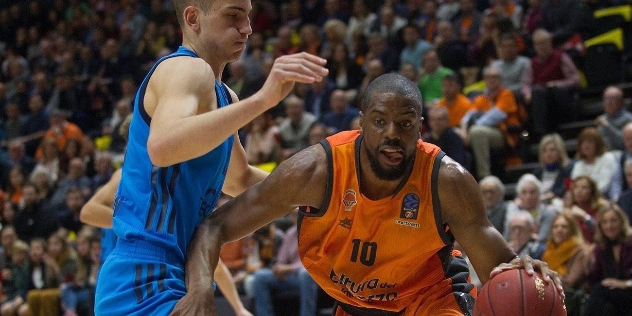 Will Thomas 2- Valencia Basket - EuroCup Finals 2018-19 - EC18