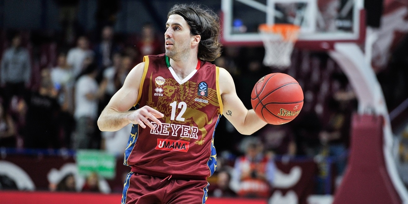 Ariel Filloy - Umana Reyer Venice (photo Reyer) - EC19