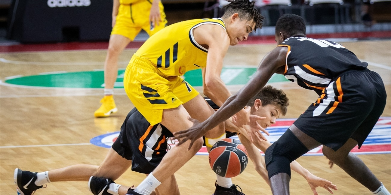 Evans Rapieque - U18 ALBA Berlin - ANGT Munich 2020 (photo Begum Unal - Bayern) - JT19