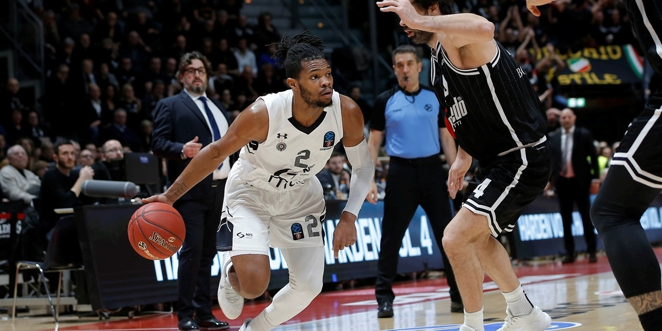 Torrian Walden - Partizan NIS Belgrade (photo Massimo Ceretti - Virtus) - EC19