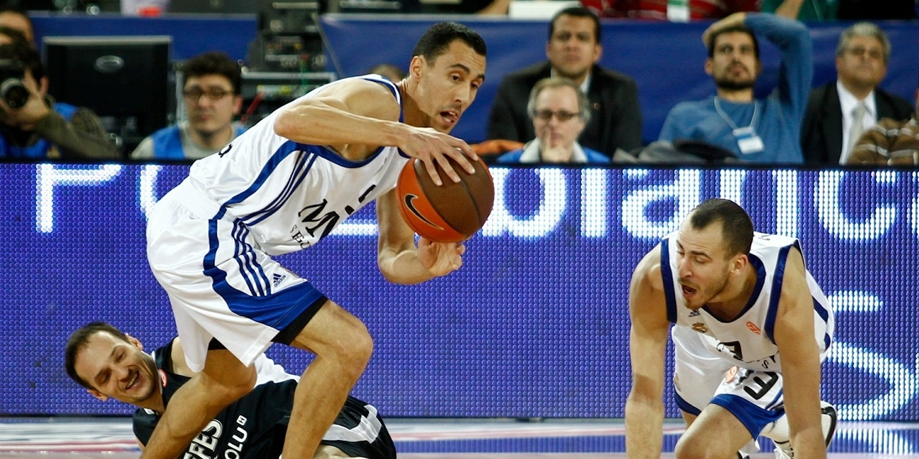 Pablo Prigioni - Real Madrid - EB10