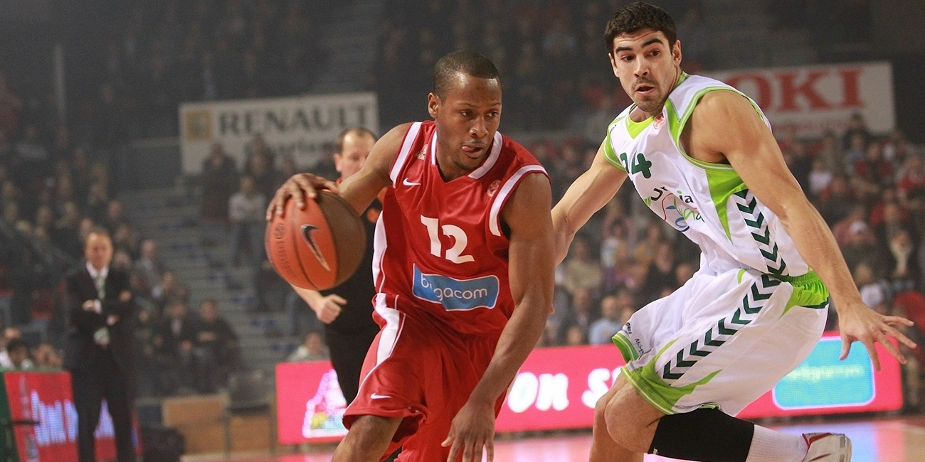 Demond Mallet - Spirou Basket - EB10